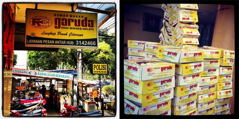 Rumah Makan Garuda | Photo by Janet DeNeefe
