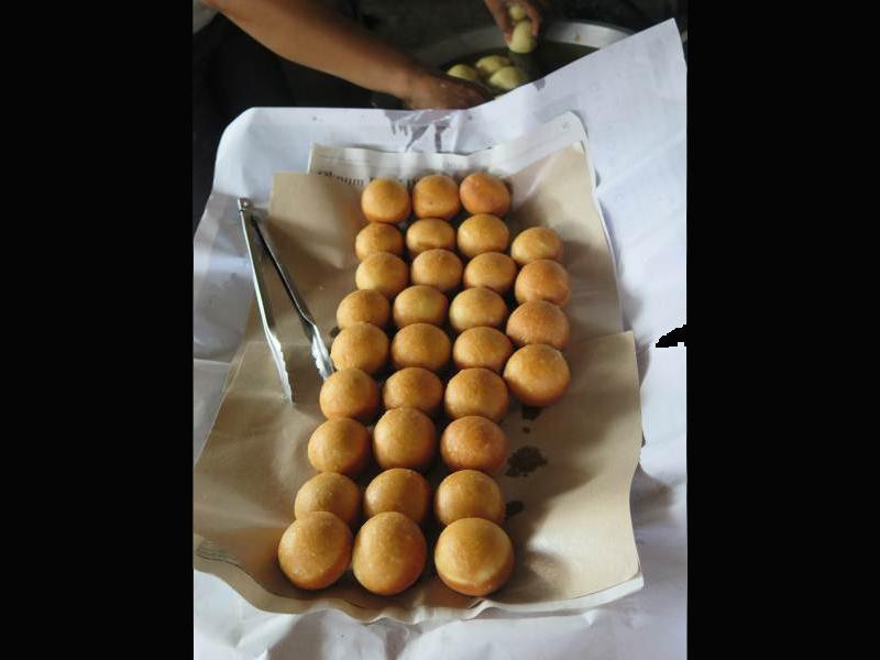 Roti goreng