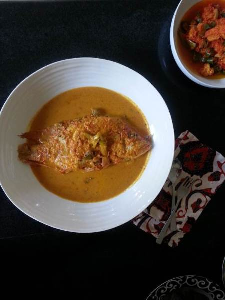 Aceh-Style Fish Curry